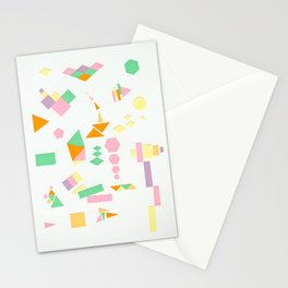 Juxtapose Stationery Cards