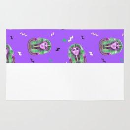 Zombie King Tut Rug
