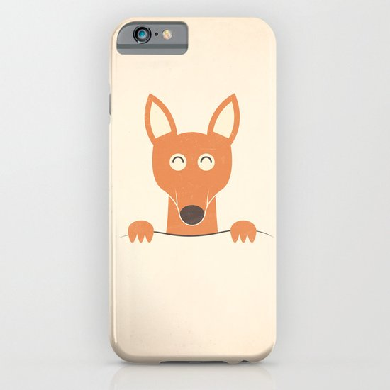 Pocket Kangaroo iPhone & iPod Case