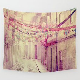 street party Wall Tapestry