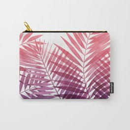 Purple Passion Palms Carry-All Pouch