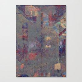 sextet (disquiet one) Canvas Print