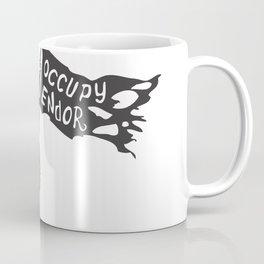 Occupy Endor Coffee Mug