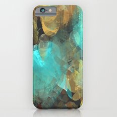 Abstract Sunsets iPhone 6s Slim Case