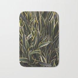 Sansevieria 'Black Gold' Bath Mat