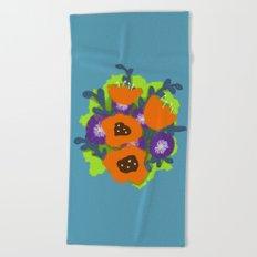 Bouquet #2 Beach Towel