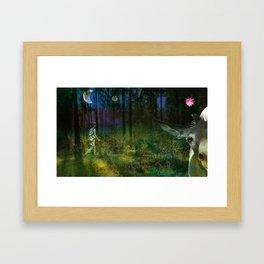 eine Kleine Geschichte über die Liebe#7 Framed Art Print