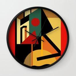 THE GEOMETRIST Wall Clock
