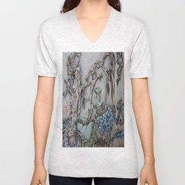 Mystical Woods Unisex V-Neck