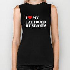 Tattooed Husband Biker Tank