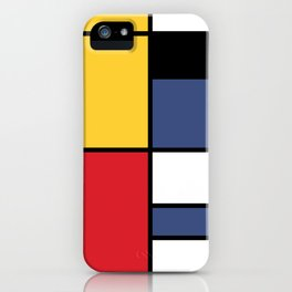 Abstraction color iPhone Case