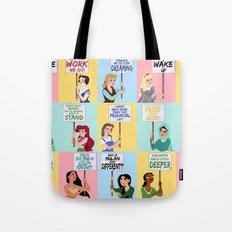 Protest Princesses Tote Bag