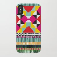 ethnic iPhone & iPod Cases featuring Ethnic by Maria Blanco