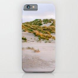 Dunes of Terschelling, Holland || Travel photography Sand Beach Island Nature Lanscape Summer Sunset iPhone Case