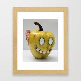 Golden Delicious Framed Art Print