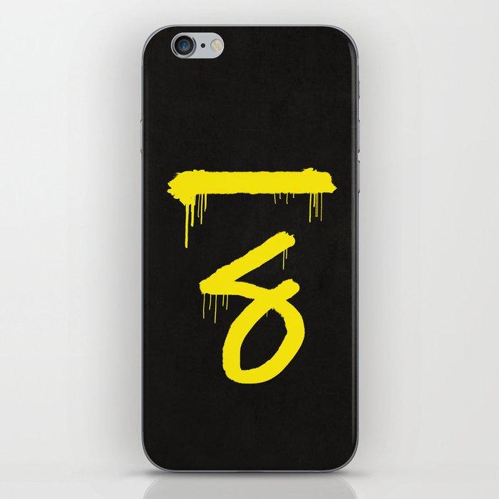 No. 7. Dead Man iPhone Skin