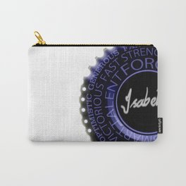 My Name is Isabella Carry-All Pouch