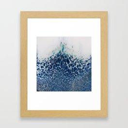 Tideless Sea Framed Art Print