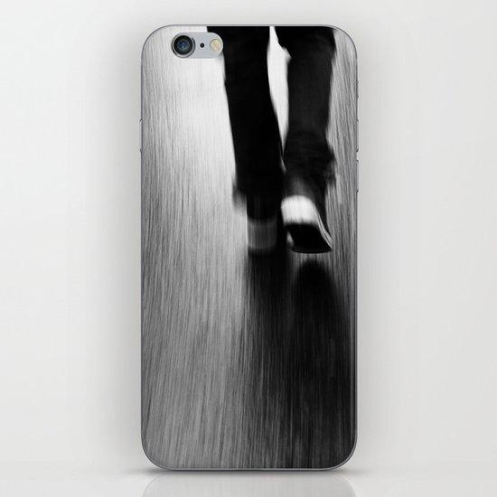 Street Walking iPhone & iPod Skin