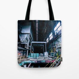 Abandoned Asylum I Tote Bag