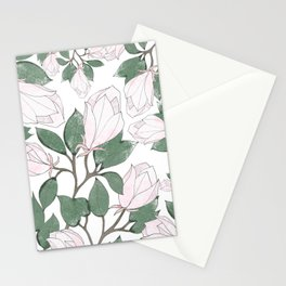 Magnolia. Stationery Cards