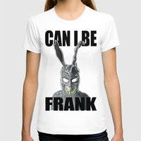 frank T-shirts featuring Frank by Iamzombieteeth Clothing