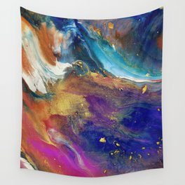 Colorflow Bright I Wall Tapestry