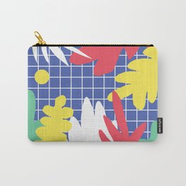 Memphis Leaves Jungle Carry-All Pouch