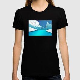 Aunt Arc Tica T-shirt