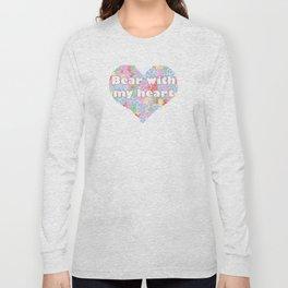 Bear with my heart Long Sleeve T-shirt