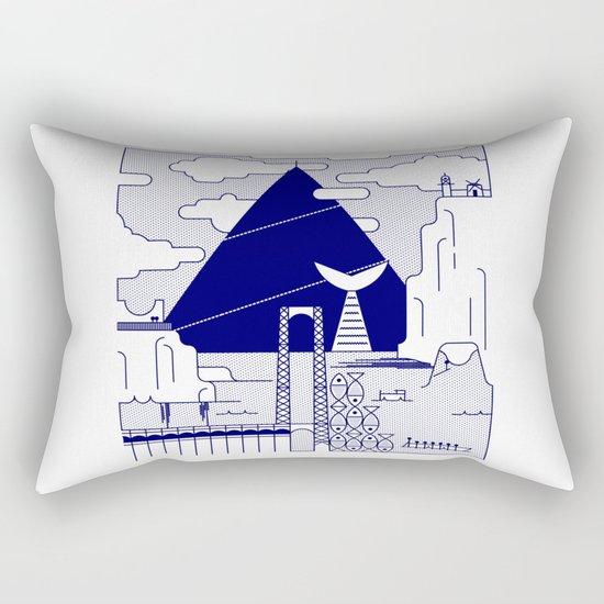 Places 1 Rectangular Pillow