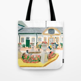 AFTERNOON TEA IN SURREY Tote Bag