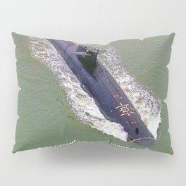 USS CASIMIR PULASKI (SSBN-633) Pillow Sham