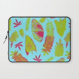 Tropical Plants Laptop Sleeve