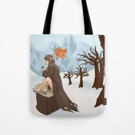 Caribou Coffee  Tote Bag