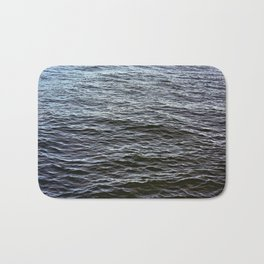 Water Ripples Bath Mat