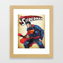Super Framed Art Print