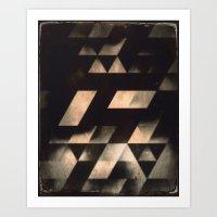 tyntype Art Print