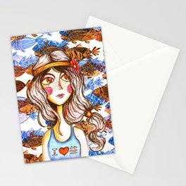 I love the Sea Stationery Cards