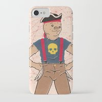 sloth iPhone & iPod Cases featuring Sloth by Derek Eads