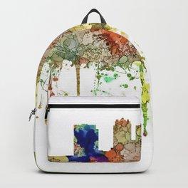 Birmingham, Alabama Skyline SG - Faded Glory Backpack