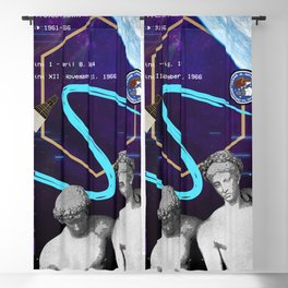 Ancient Gods and Planets: NASA Project Gemini Blackout Curtain