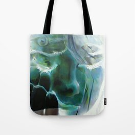 Certainly Uncertain Tote Bag
