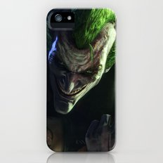 Joker Faces Slim Case iPhone (5, 5s)