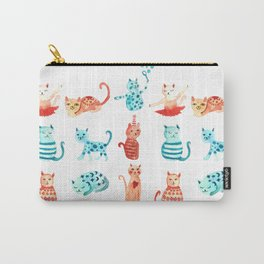cats time Carry-All Pouch