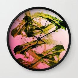 Kiwi Chaos Wall Clock