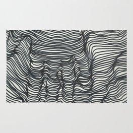 seismic waves Rug