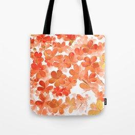 Clover X Tote Bag