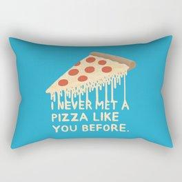 Sweet Pizza Rectangular Pillow