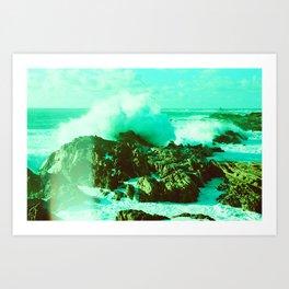 Point Lobos II // California Art Print